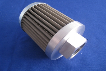 suction oil filter