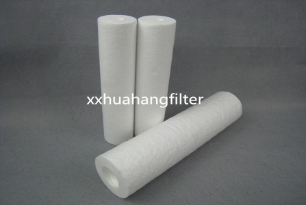 10μm Pp Melt Blown Filter For High Quality Water Filter Cartridge Made In China
