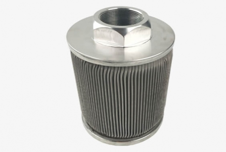 Stainless Steel Suction Oil Filter Element