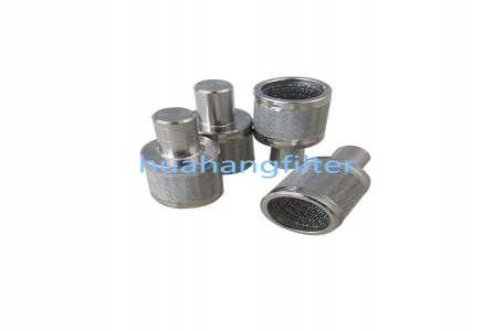 SS Sintered Filters